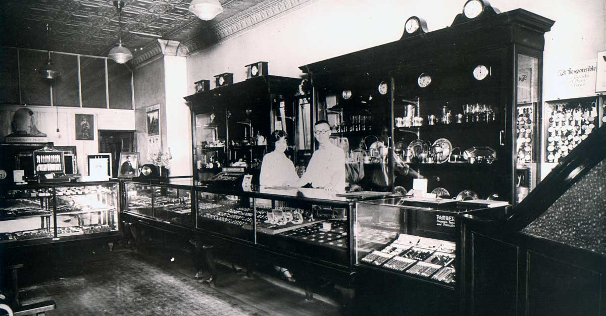 vandenberg jewelers since 1927